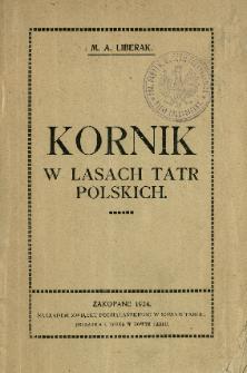 Kornik w lasach Tatr polskich