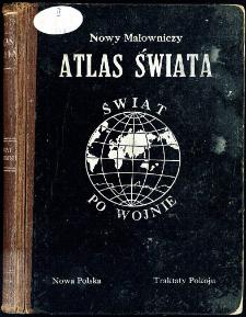 Nowy malowniczy atlas świata