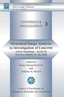 Structural image analysis in investigation of concrete