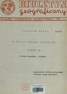 Katalog jezior polskich. Cz. 9, Jeziora poznańsko-lubuskie
