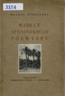 Wzdłuż Apenińskiego półwyspu
