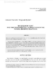 Świeciechów Flint and the Trans-regional Interactions of the Funnel Beaker Populations