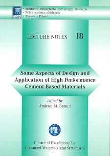 High performance concrete: recent developments in material design