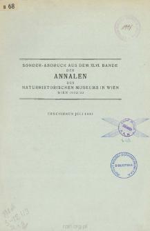 Ergebnisse einer zoologischen Sammelreise nach Brasilien, insbesondere in das Amazonasgebiet, ausgeführt von Dr. H. Zerny. IX. Teil Hymenoptera: Apidae