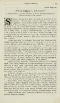 Wścieklizna u zwierząt w świetle ustawy z 6. sierpnia 1909 Dz. p. p. Nr. 177, dotyczącej zapobiegania zarazom zwierzęcym i ich stłumiania