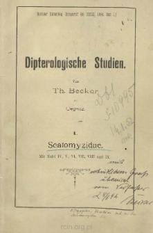Dipterologische Studien. 1 : Scatomyzidae