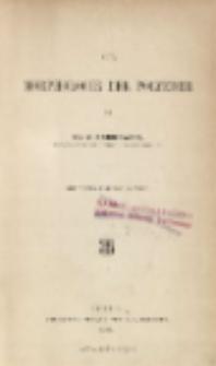 Zur Morphologie der Polyeder