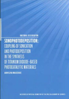 Sonophotodeposition: coupling of sonication and photodeposition in the synthesis of titanium dioxide - based photocatalytic materials