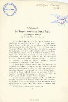Zur Monographie der Gattung Rymosia Winn : Dipterologische Beiträge