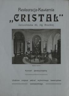 Polska Scena i Sztuka 1914 N.1