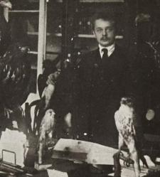 Janusz Domaniewski - Muzeum Zoologiczne