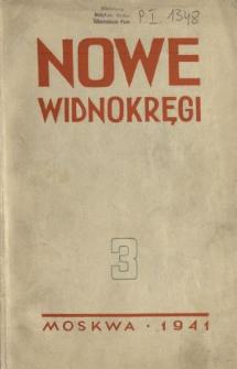 Nowe Widnokręgi 1941 N.3
