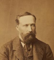 Benedykt Dybowski - portret
