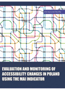 Evaluation and monitoring of accessibility changes in Poland using the MAI indicator