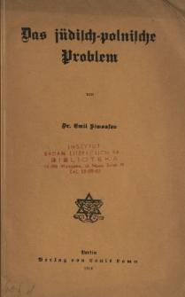 Das jüdisch-polnische Problem