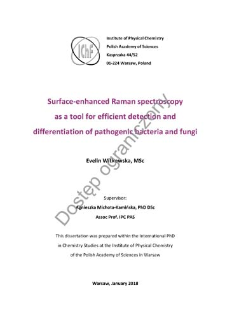 Surface-enhanced Raman spectroscopy as a tool for efficient detection and differentiation of pathogenic bacteria and fungi