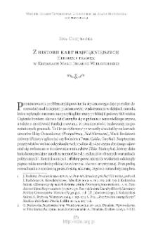 """Z historii kart najpiękniejszych. Heroizm i tragizm w """"Kryjakach"""" Marii Jehanne Wielopolskiej"""