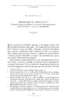"""""""Nieszczęśliwe niewolnice"""". """"Dziennik Serafiny"""" Józefa Ignacego Kraszewskiego jako opowieść o """"handlu kobietami"""""""