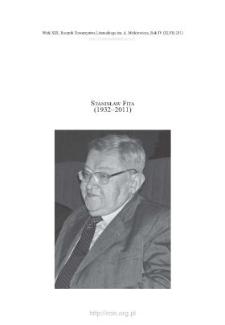 Stanisław Fita (1932–2011)