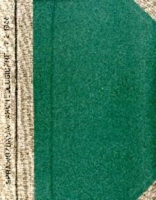 Sprawozdanie z prac archeologicznych na Wawelu w 1954 roku