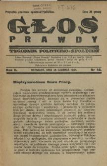 Głos Prawdy 1924 N.42