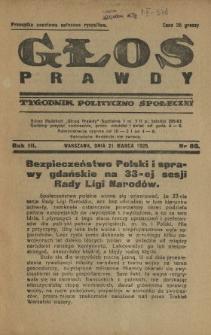 Głos Prawdy 1925 N.80