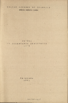 Report of Scientific Activities 1979