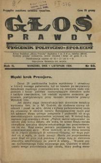 Głos Prawdy 1924 N.60