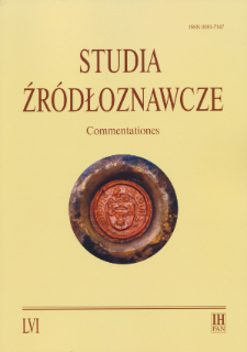 Bibliografia prac Profesora Janusza Bieniaka za lata 1997–2016