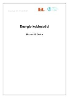 Energie kobiecości