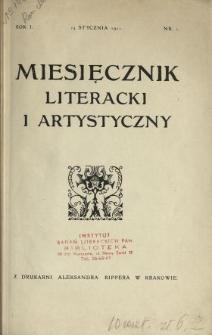 Ze studyów nad kobietą polską w XVIII-tym wieku. 1, Od kolebki do ołtarza