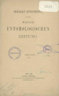 Notizen za den europäischen Arten der Dipteren Gattung Gonia Mg.
