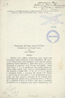Przyczynek do fauny motyli Podlasia = Macrolépidoptéres de Podlasie (Pologne)