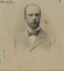 Zygmunt Mokrzecki - portrait