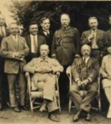 Wizyta prof. L.O. Howarda w Skierniewicach