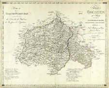 West Galizien. Bl. 2, enthaltend den Konskier, Radomer, Jozefower und Opatower Kreis