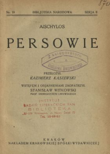 Persowie