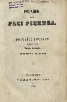Podarek dla Płci Pięknéj 1850 T.4