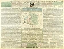 Esquisse chronologique des révolutions nationales de Pologne (méthode de Le Sage, C.te de Las Cases)