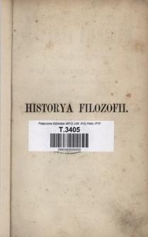 Historya filozofii ośmnastego wieku Pana Wiktora Cousin. T.1-2