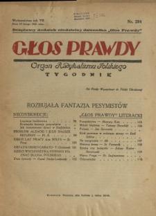 Głos Prawdy 1929 N.284