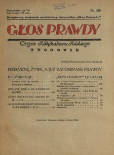Głos Prawdy 1929 N.288