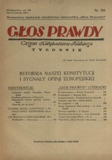 Głos Prawdy 1929 N.293
