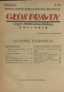 Głos Prawdy 1929 N.294