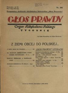 Głos Prawdy 1929 N.306