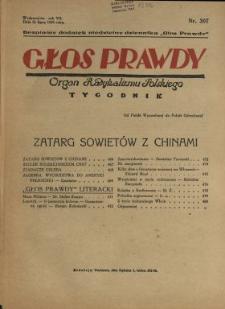 Głos Prawdy 1929 N.307