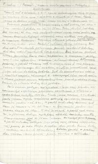 Pikulice koło Przemyśla : dokumentacja polowa : notatka o odkrywce w żwirowni