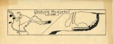 Mapa jaskini Maszyckiej : skala 1: 400