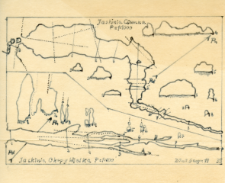 Mapa Jaskini Ciemnej : skala 1 : 1.000