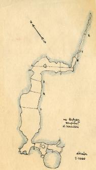 Mapa bez podpisu